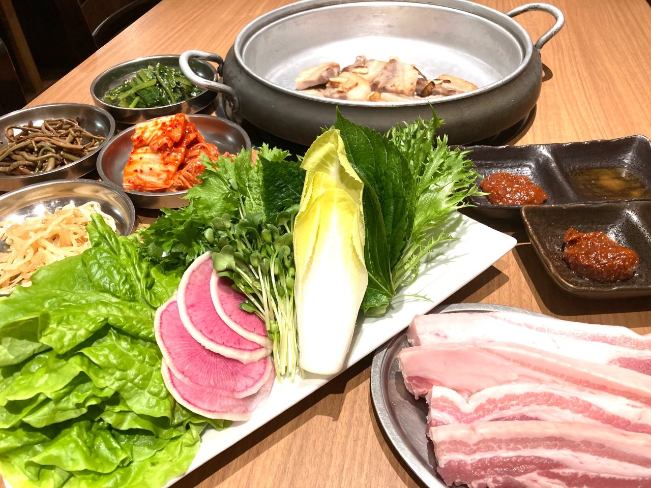 KOREAN KITCHEN ハンマル 勝川店のイメージ写真