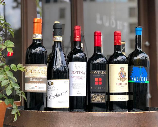 LUONTO イタリア料理と自家製野菜とワインのイメージ写真