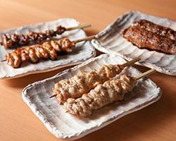 神保町 炭火串焼き 和楽(カラク)のイメージ写真