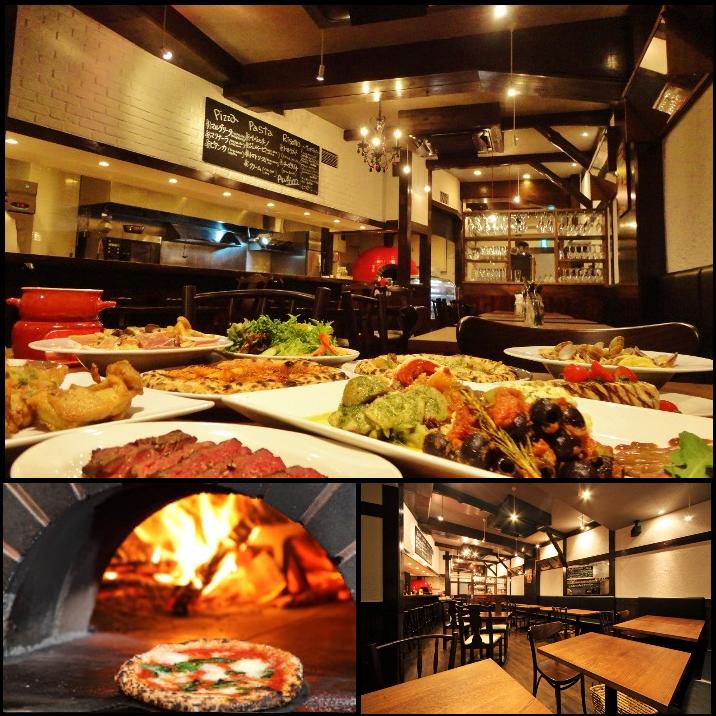 関内/伊勢佐木町_Tempters Pizza+Bar_写真