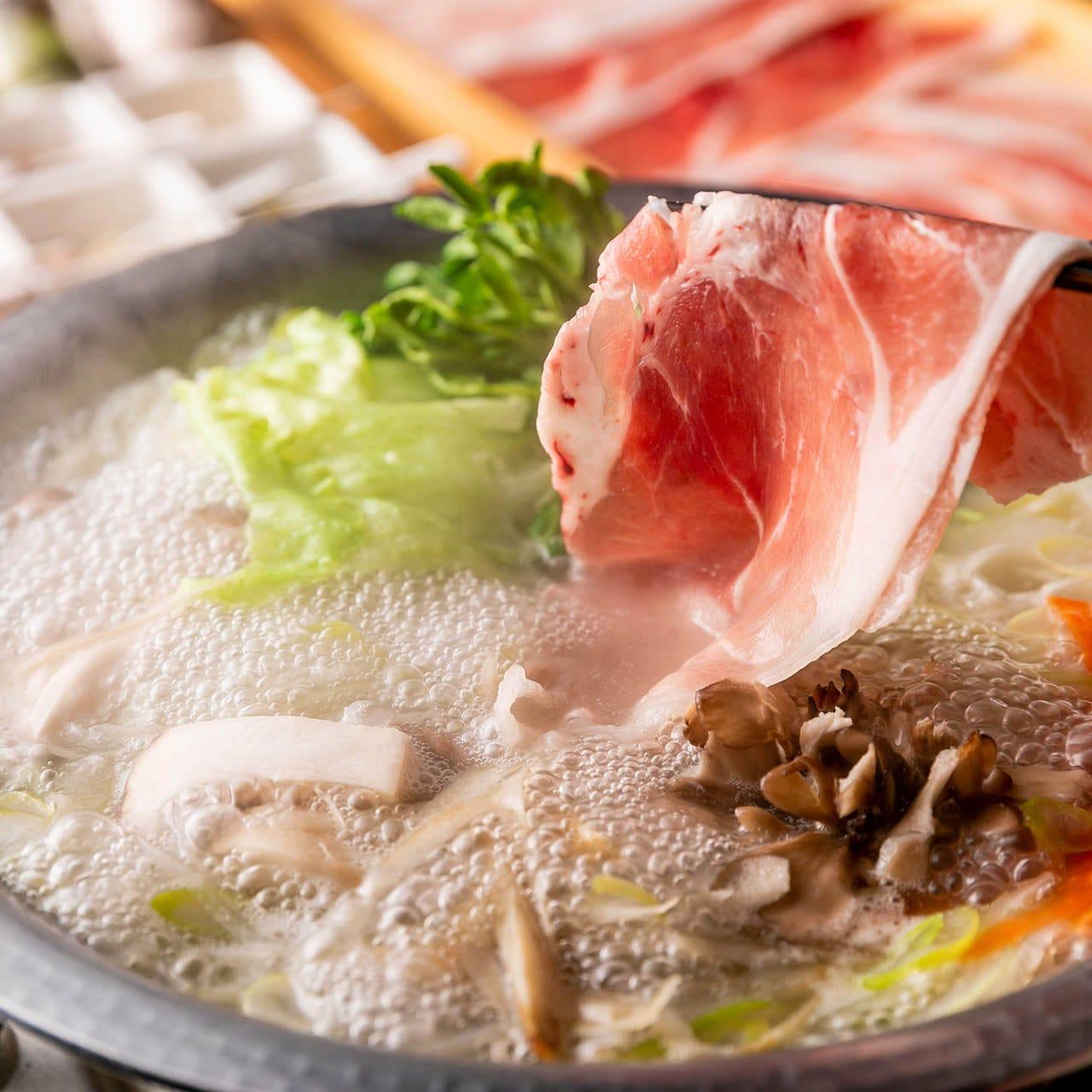 GINZA 春夏秋豚 横浜店のイメージ写真