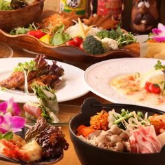ASIAN DINING 武陵桃源のイメージ写真