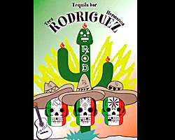 MEXICAN DINING&TEQUILA BAR RODRIGUEZ 写真2