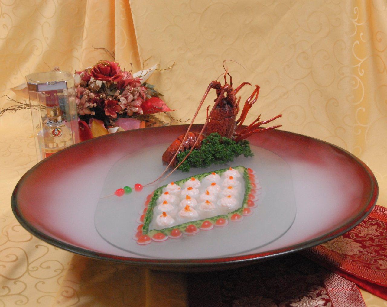 シノワーズ 南翔 中国式洋風料理店のイメージ写真