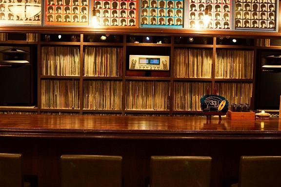 record bar 33 1/3rpm