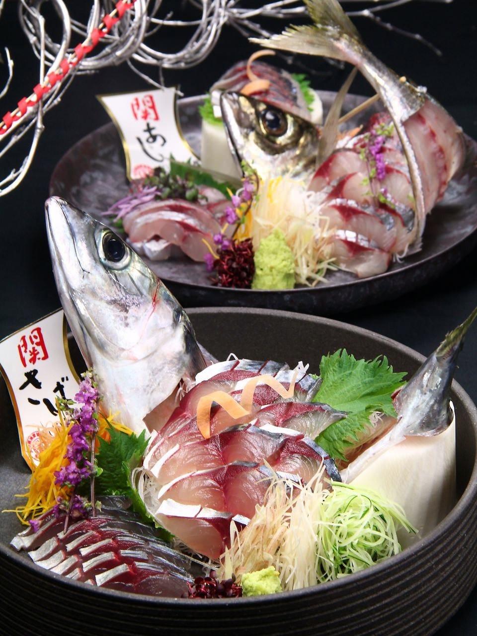 割烹dining 桟敷坐 大分都町店のイメージ写真