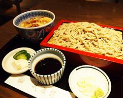 十条 そばと天ぷら 武蔵野のイメージ写真