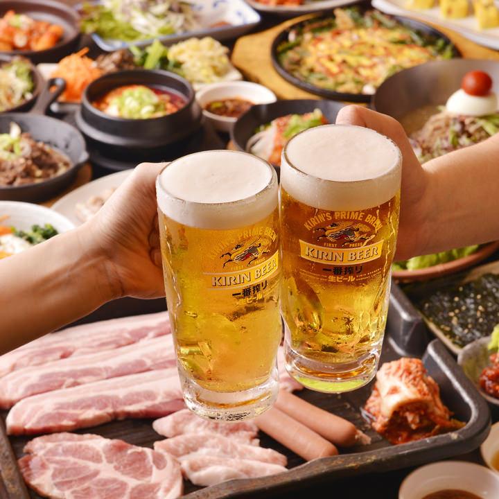 【韓国家庭料理・豚焼肉】 豚家のイメージ写真