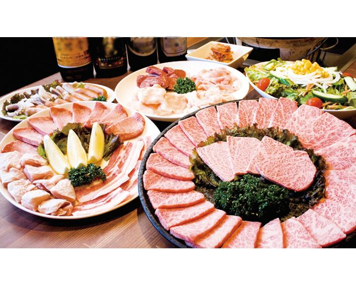 炭火焼肉 ホルモン横丁 徳山店のイメージ写真