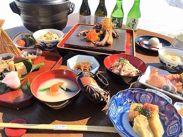 志賀高原/飯山_旬菜料理 はたの_写真