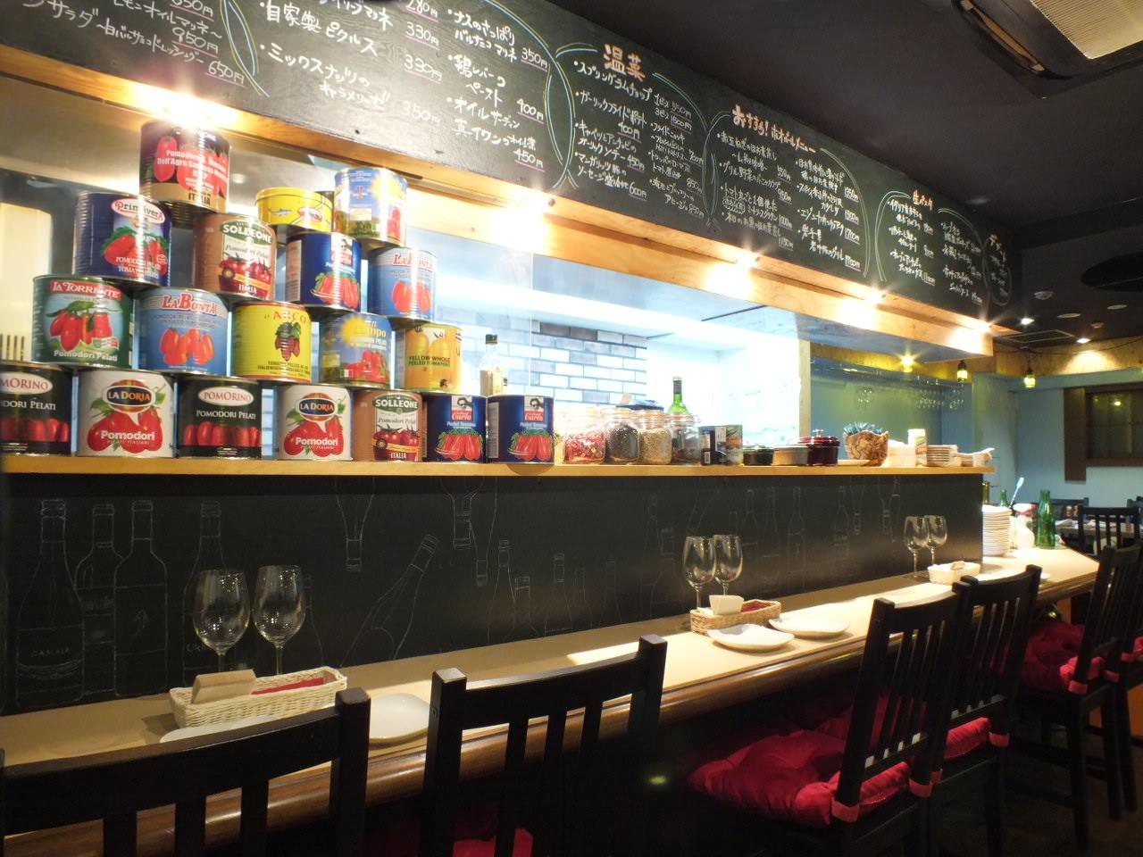 ワイン食堂 ホオバール hhOBar 池袋西口店のイメージ写真