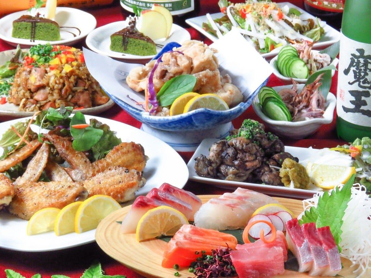 地鶏酒家 黒かしわ 黒崎店のイメージ写真