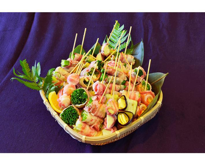 地酒と野菜肉巻き串 ちゅうしん蔵のイメージ写真