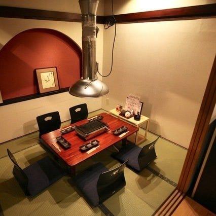 個室 黒毛和牛焼肉 一牛一会 西八王子店のイメージ写真