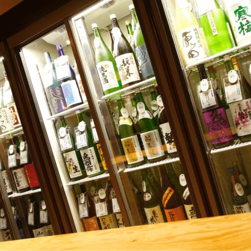 渋谷_日本酒飲み放題専門店 KURAND SAKE MARKET 渋谷店_写真2
