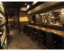 東村山_新鮮な魚介類と地酒専門店 おやじの隠れ家 魚武_写真2