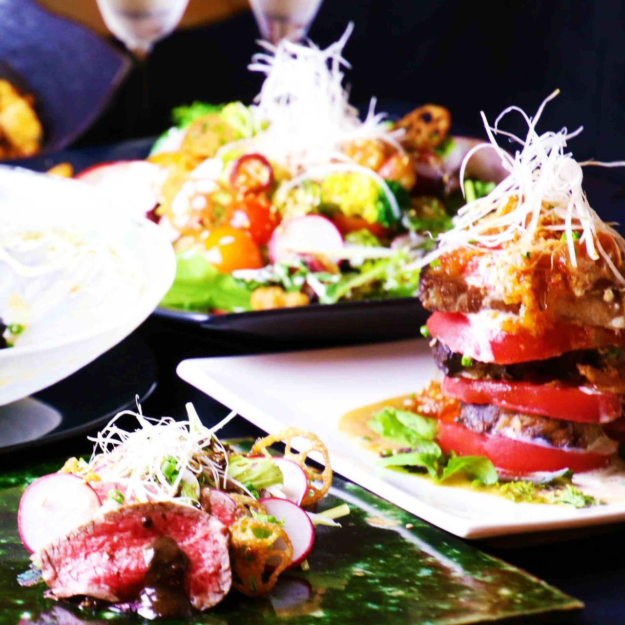 自然派個室DINING 中華きしんのイメージ写真