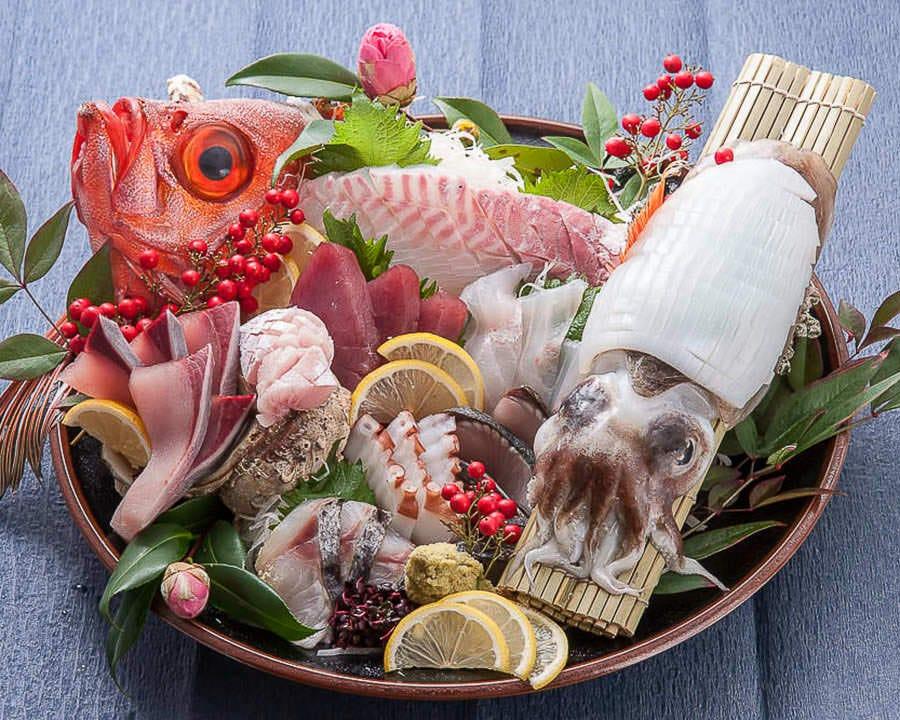 旬の魚と炙り焼 惣やのイメージ写真
