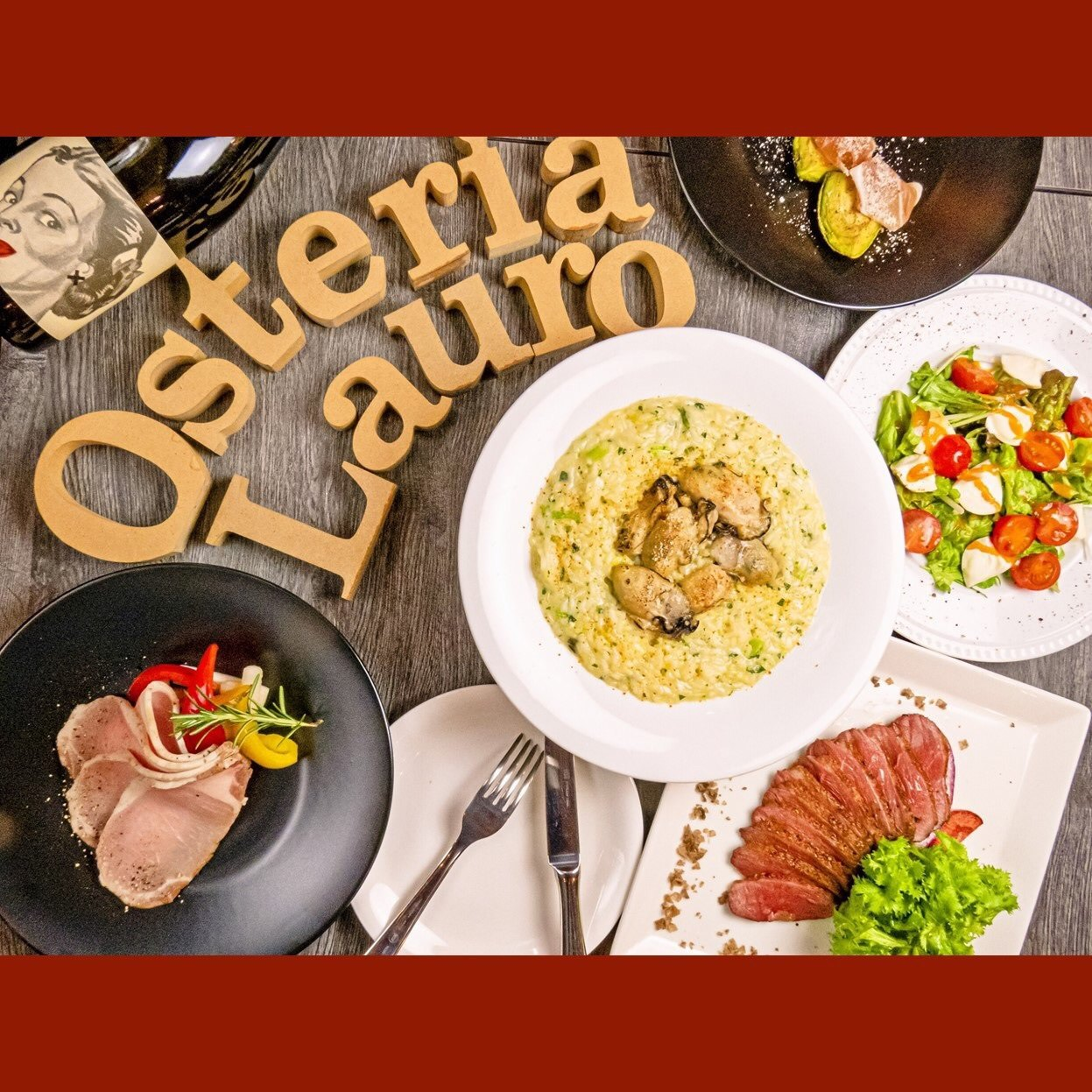 Osteria Lauro 神保町 イタリアンのイメージ写真