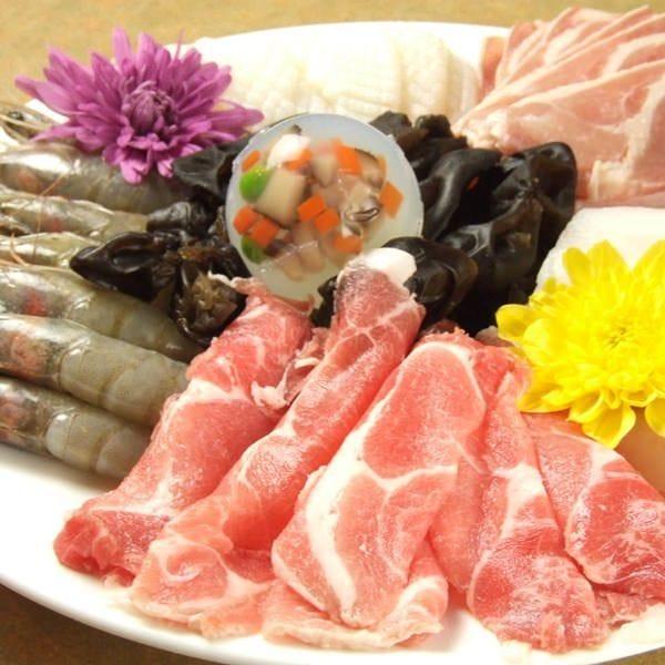中華火鍋 食べ放題 南国亭 新橋日比谷店のイメージ写真