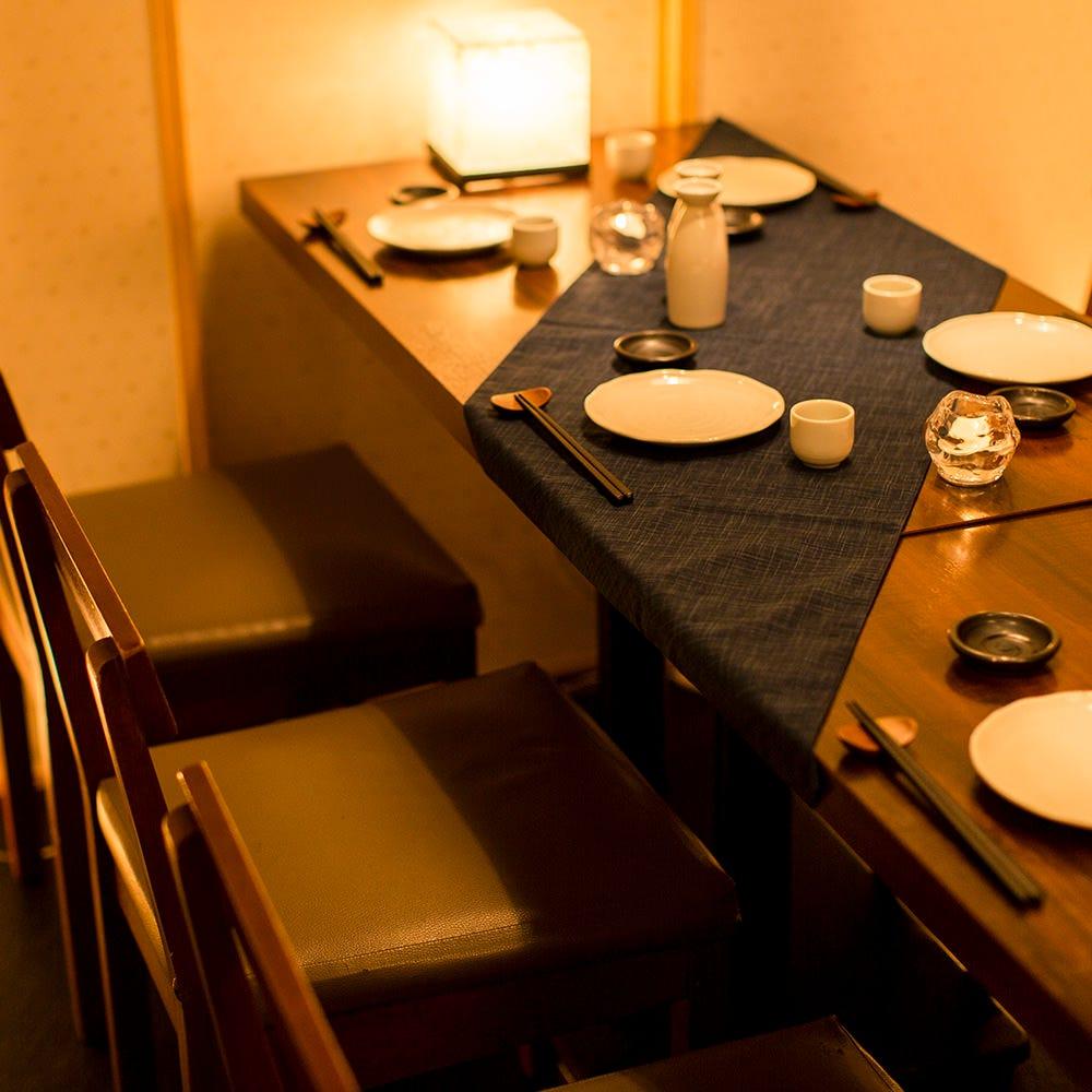 新橋/浜松町/三田_旬魚と個室居酒屋 和食りん 新橋店_写真2