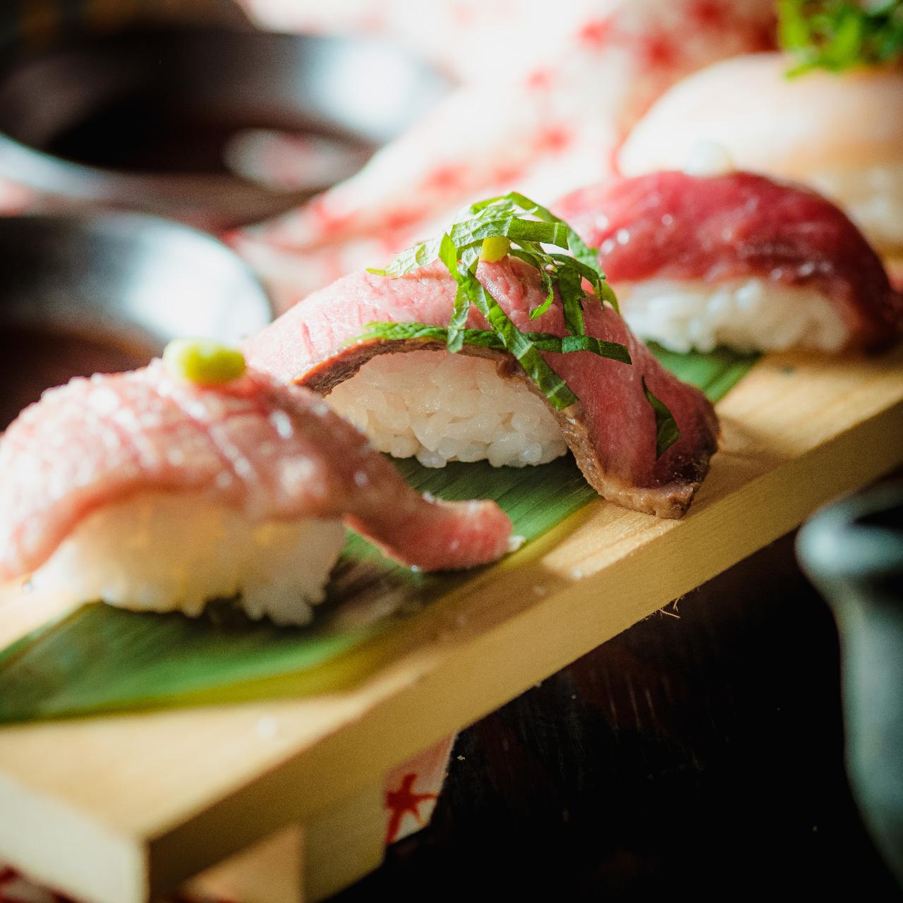 和牛寿司と奈良野菜 やまとのイメージ写真