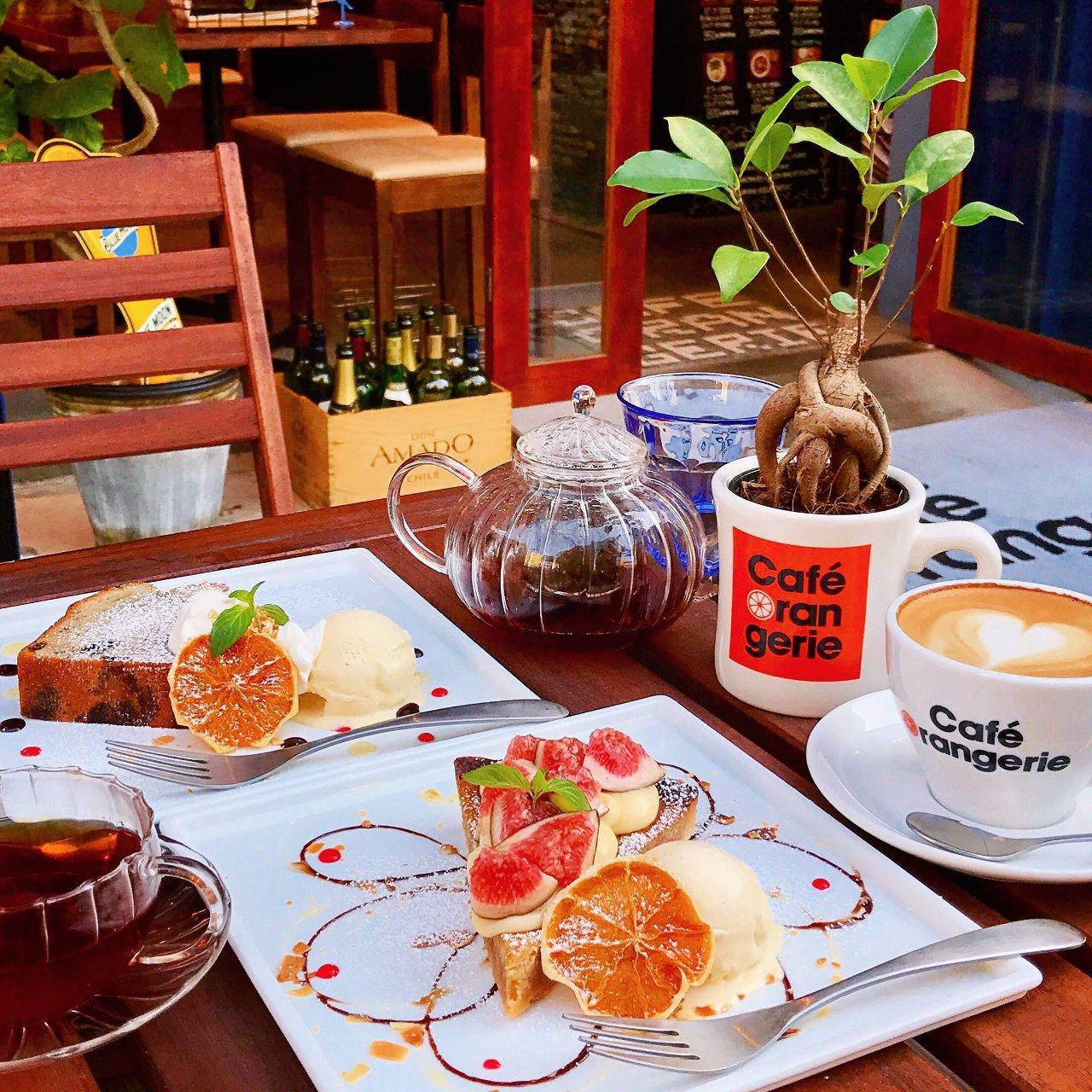 cafe orangerieのイメージ写真