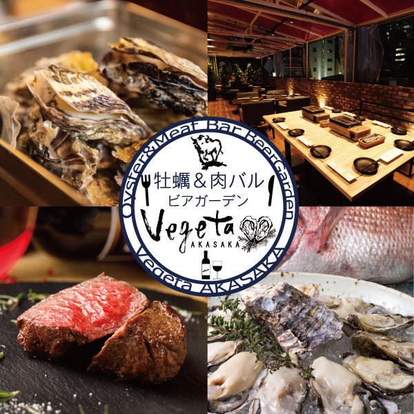 肉バル&ビアガーデン Vegeta 赤坂のイメージ写真