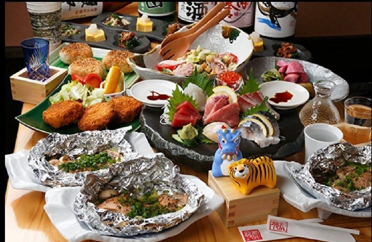 旬菜酒場 虎龍のイメージ写真