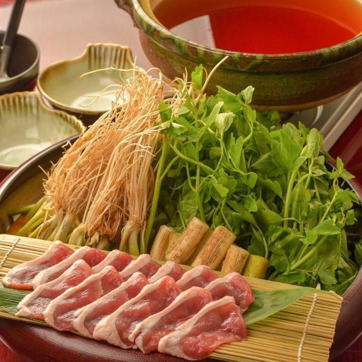 仙台市周辺_仙台せり鍋と個室和食 せり草庵_写真