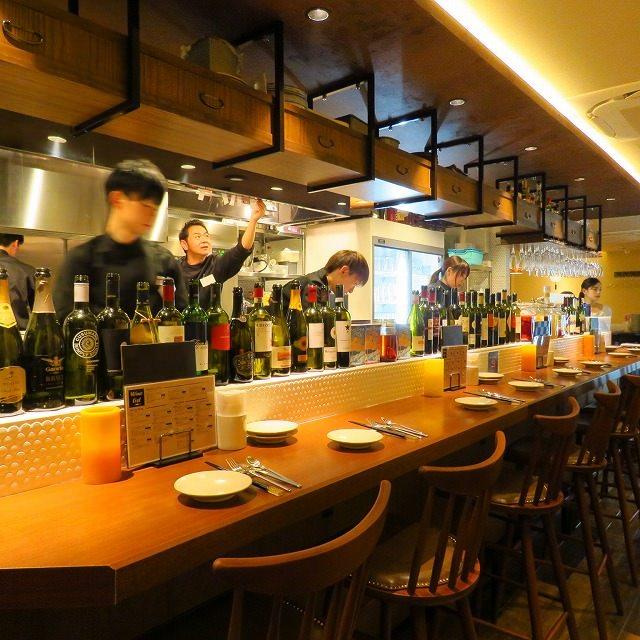 Bar de PePe ネロ ‐バルデペペ ネロ‐ 名駅店のイメージ写真
