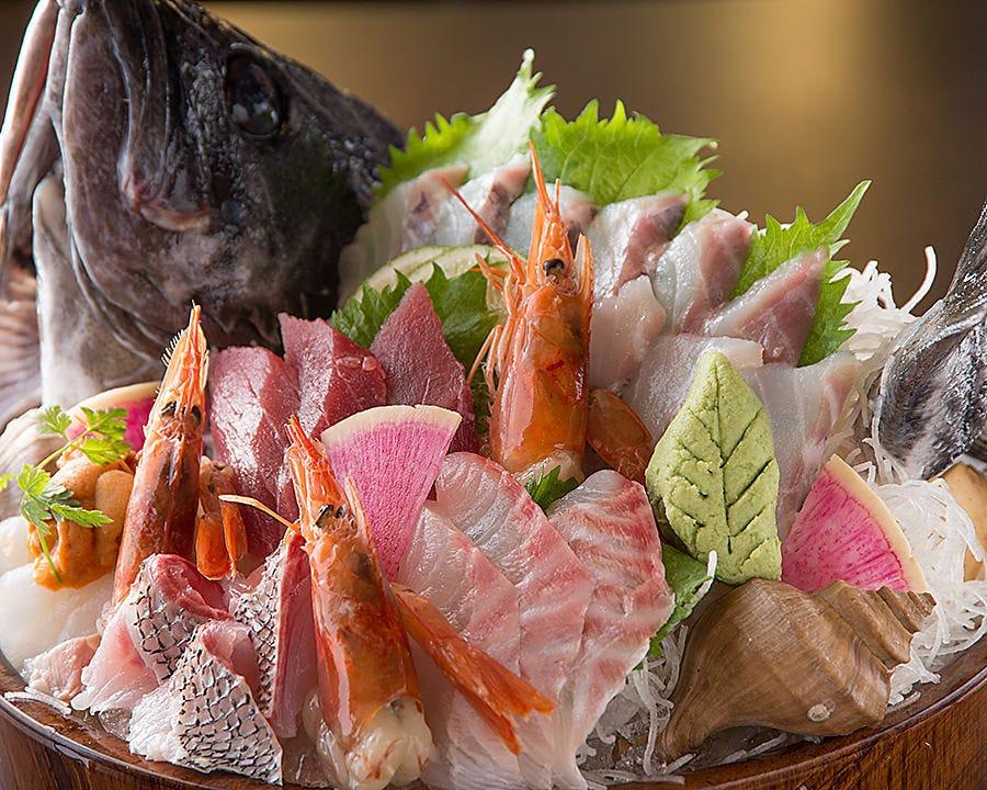 日本橋_八丁堀 魚と地酒の店 魚豊_写真