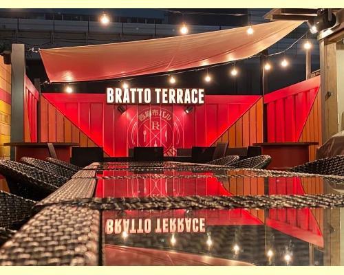 西麻布バル Bratto Terrace