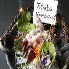 銀座_旬薫のさかなと野菜<独楽別院>金の独楽 Kinnokoma_写真3