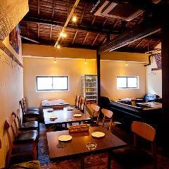 阪急東通/天神橋筋商店街_cafe and bar SOL_写真4
