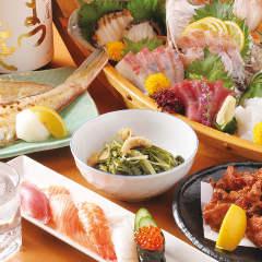阪急東通/天神橋筋商店街_うまい魚と炭火焼 泰三屋_写真5