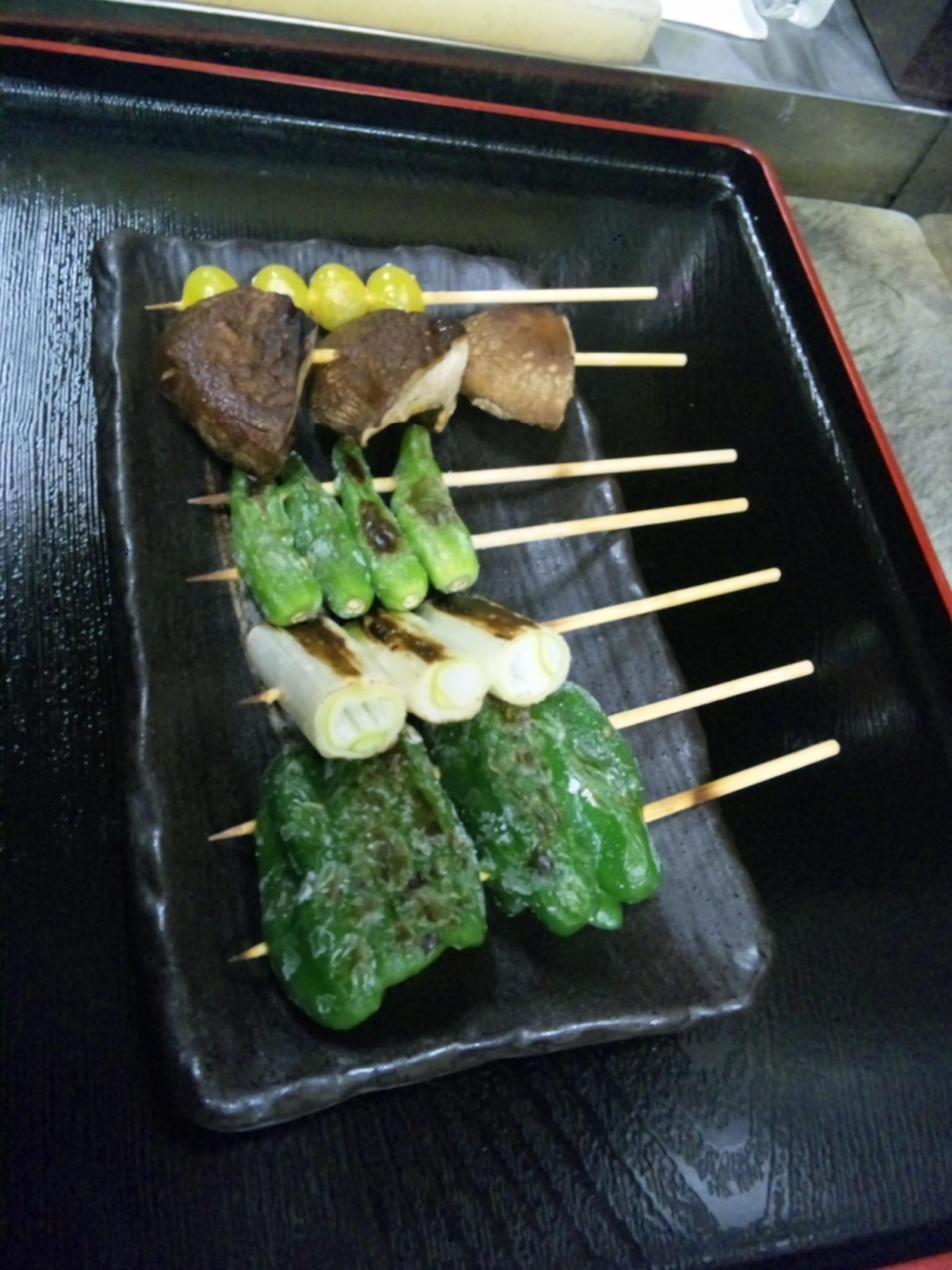 島田/榛原_炭火串焼き金時_写真3