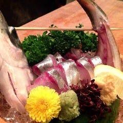 片町/香林坊_串焼きと魚料理と旨い酒たかじ_写真6