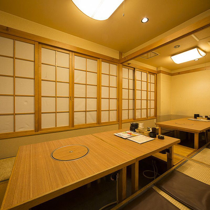すすきの_夜景個室×海鮮和食 熊NO庭 札幌すすきの_写真3