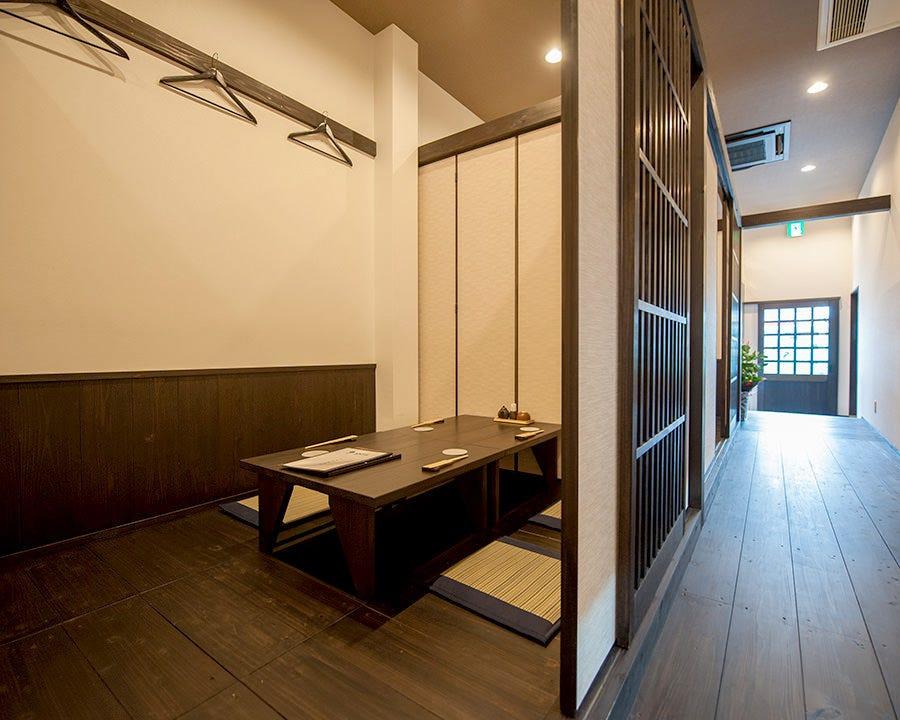 奈良市内_地場料理とおいしいお酒 KURA_写真3