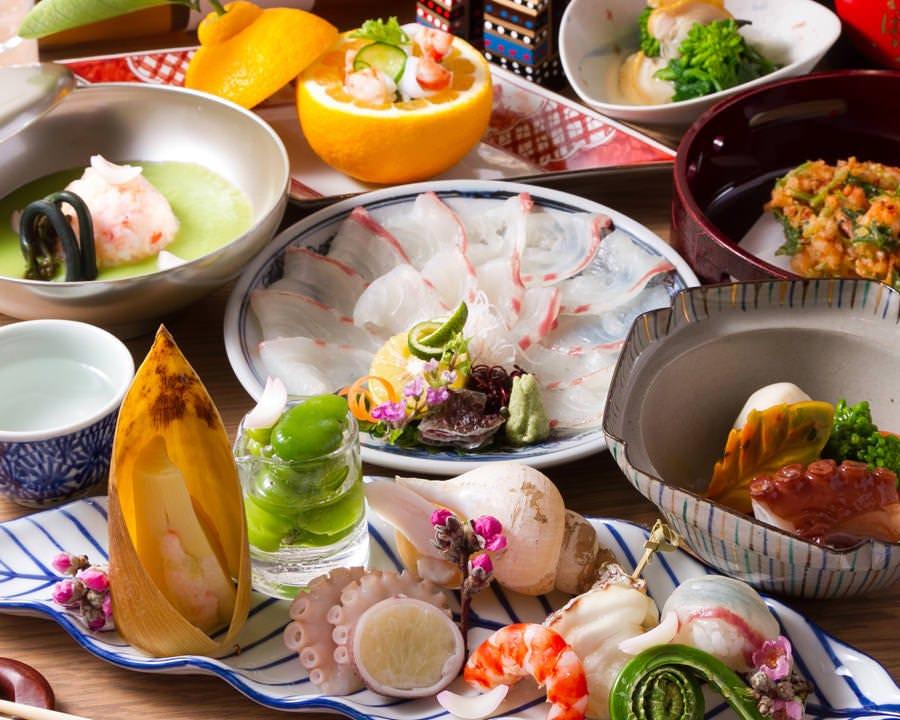上野/浅草/日暮里_和の食 Hako_写真3