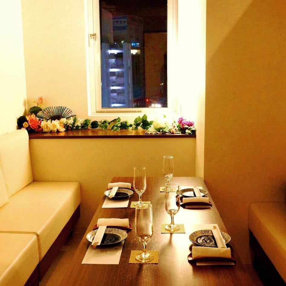 静岡駅周辺_海鮮と網焼き地鶏 鶏菜(とりさい) 静岡駅店_写真3