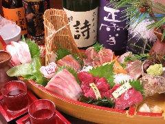 静岡駅周辺_海鮮と網焼き地鶏 鶏菜(とりさい) 静岡駅店_写真5