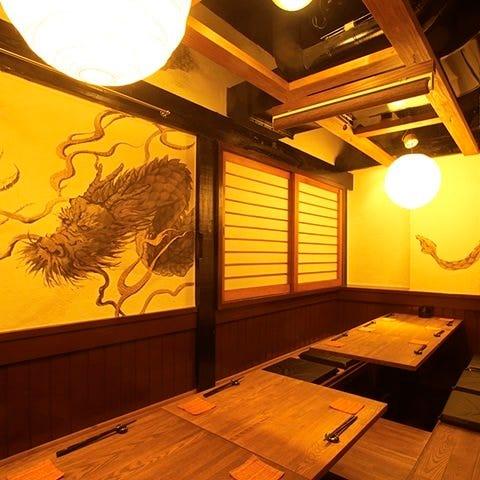 赤坂_個室 日本酒 居酒屋 朧 おぼろ_写真3