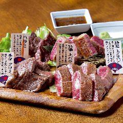 阪急東通/天神橋筋商店街_肉バルで肉寿司 ジョッキー 梅田店_写真6