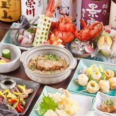 新橋/浜松町/三田_旬魚と個室居酒屋 和食りん 新橋店_写真6