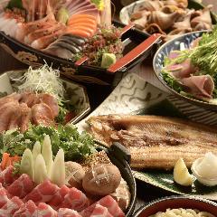 釧路_道東食材 炭火焼き さかまる_写真4