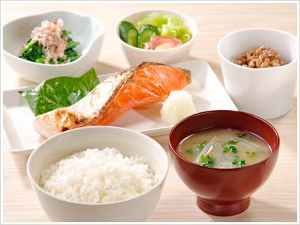 和食で減塩