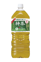 Suntory Green Tea Iyemon Tokucha (FOSHU) Newly Released 2L PET Bottle