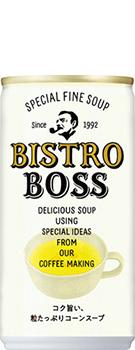 ビストロボス コク旨い、粒たっぷりコーンスープ